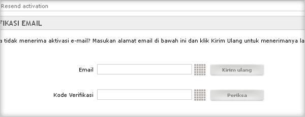 Cara Verifikasi Email Agenpremium Com